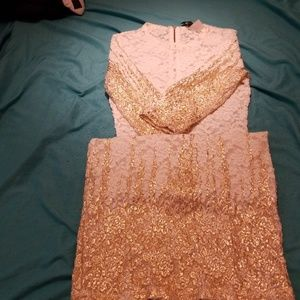 Dresses & Skirts - Lace party  dress
